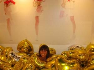 Balloon exhibit
